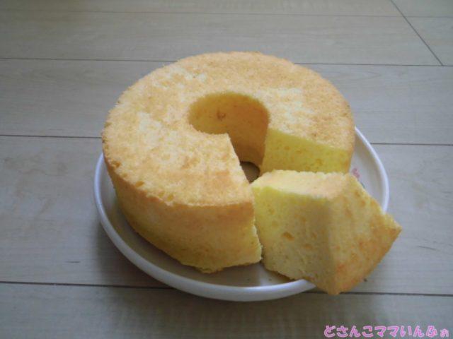 シフォンケーキのまとめ