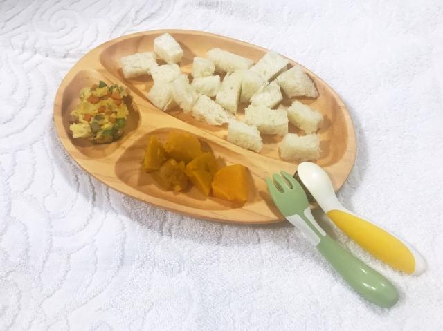 離乳食の食パンを使ったレシピ