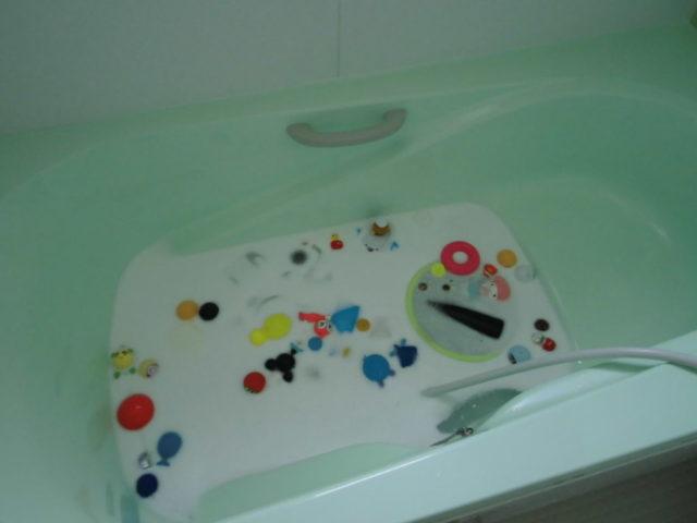 オキシクリーンで風呂釜掃除
