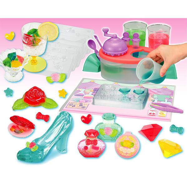 グミを作るおもちゃ「グミップルラボ キラッとステーション」
